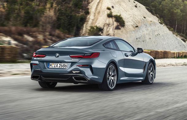 BMW Seria 8 Coupe este aici: V8 pe benzină de 530 CP sau diesel de 320 CP - Poza 12