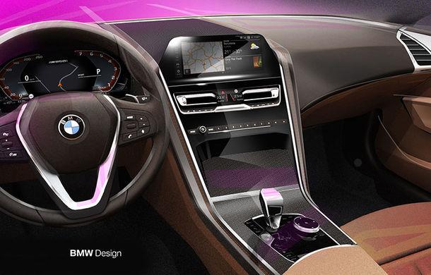BMW Seria 8 Coupe este aici: V8 pe benzină de 530 CP sau diesel de 320 CP - Poza 27
