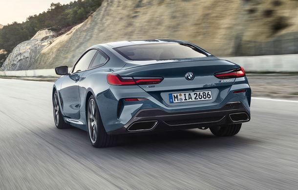 BMW Seria 8 Coupe este aici: V8 pe benzină de 530 CP sau diesel de 320 CP - Poza 9