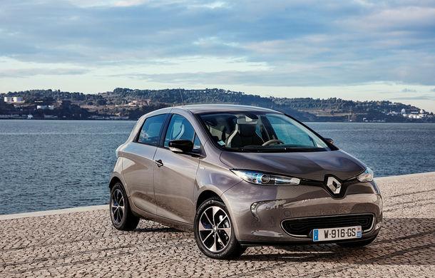 Renault investește un miliard de euro în mașini electrice: francezii vor dubla producția lui Zoe și pregătesc noi modele electrice - Poza 1