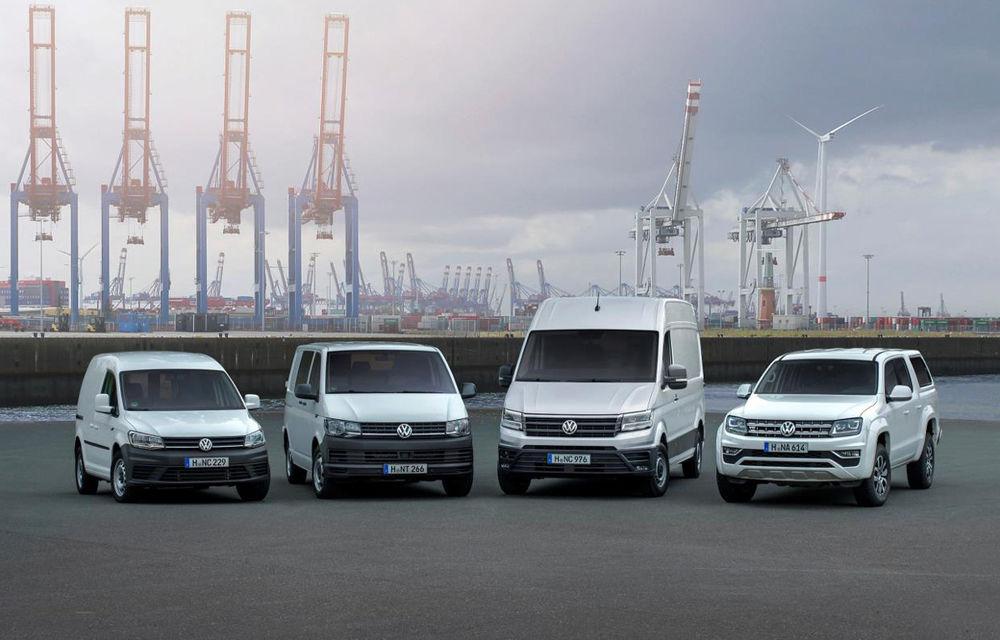 Volkswagen și Ford negociază un parteneriat: constructorii ar putea dezvolta împreună vehicule comerciale - Poza 1
