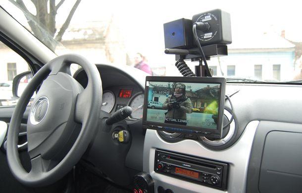 Proiect de lege adoptat de Senat: radarele să fie interzise pe mașinile neinscripționate conduse de polițiști fără uniformă - Poza 1