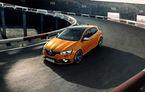 Lupta cu recordurile: Renault pregătește o versiune Megane RS Trophy cu motor turbo de 1.8 litri și 300 de cai putere