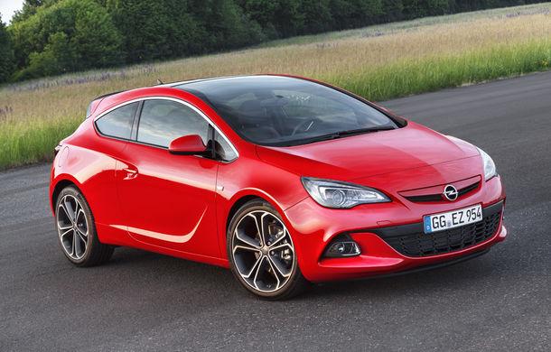 Victime ale trendurilor actuale: Opel Astra GTC și Opel Zafira au fost scoase din producție - Poza 2