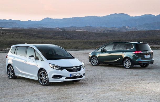 Victime ale trendurilor actuale: Opel Astra GTC și Opel Zafira au fost scoase din producție - Poza 1