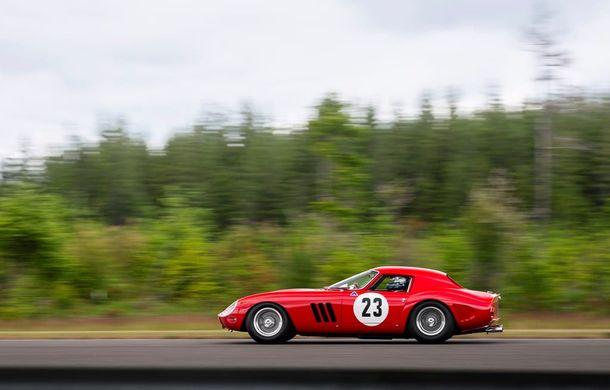 Un Ferrari din 1962 va deveni cea mai scumpă mașină vândută vreodată la o licitație publică: preț estimat la peste 45 de milioane de dolari - Poza 5