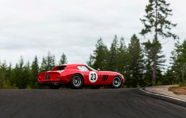 Un Ferrari din 1962 va deveni cea mai scumpă mașină vândută vreodată la o licitație publică: preț estimat la peste 45 de milioane de dolari - Poza 3