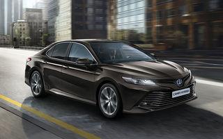 Adio, Avensis! Bine ai revenit, Camry! Toyota anunță oficial reintroducerea sedanului de segment mediu în Europa