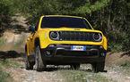 Jeep Renegade facelift: SUV-ul subcompact primește motoare noi pe benzină și sisteme de siguranță moderne