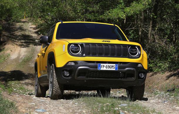 Jeep Renegade facelift: SUV-ul subcompact primește motoare noi pe benzină și sisteme de siguranță moderne - Poza 1