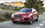 Bentley Bentayga Sport: SUV-ul coupe ar putea debuta în 2019 cu o motorizare de peste 600 CP