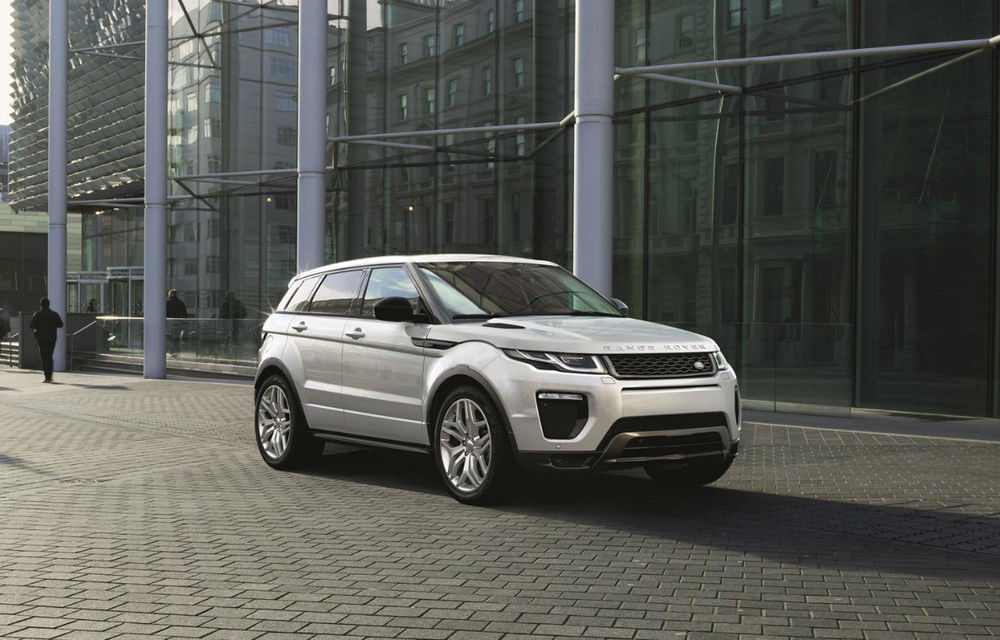 Informații despre noua generație Range Rover Evoque: modificări discrete de design, platformă îmbunătățită și interior preluat de pe Velar - Poza 1