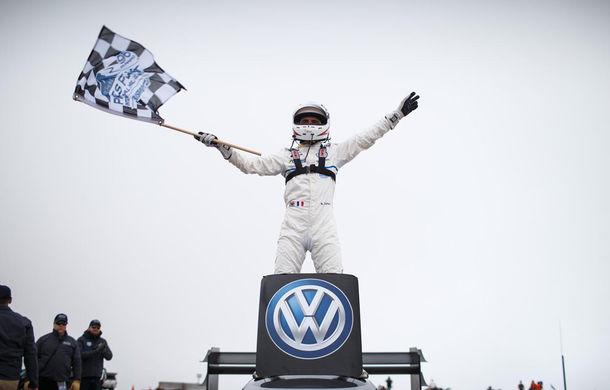 Record doborât: prototipul electric Volkswagen ID R a depășit cu 16 secunde timpul istoric de referință pe urcarea de la Pikes Peak - Poza 9