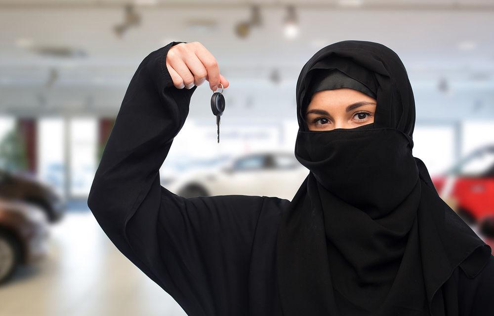 Zi istorică în Arabia Saudită: femeile au primit dreptul de a conduce mașini - Poza 1