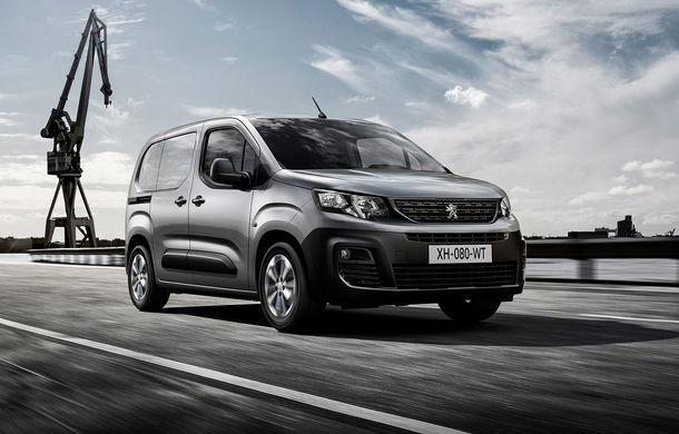 Grupul PSA împrospătează gama de utilitare: francezii prezintă noile Peugeot Partner, Citroen Berlingo Van și Opel Combo - Poza 1