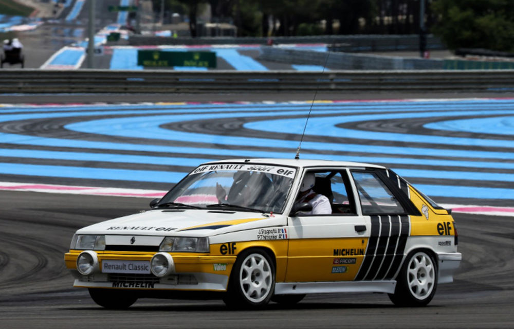 Allons enfants de la Patrie! Cum a sărbătorit Renault revenirea Franței în calendarul Formulei 1 - Poza 7