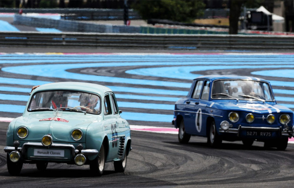 Allons enfants de la Patrie! Cum a sărbătorit Renault revenirea Franței în calendarul Formulei 1 - Poza 4