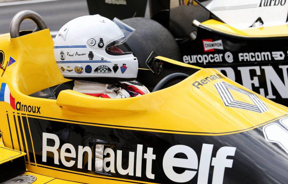 Allons enfants de la Patrie! Cum a sărbătorit Renault revenirea Franței în calendarul Formulei 1 - Poza 14