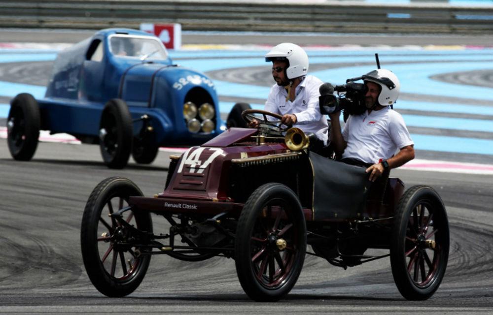Allons enfants de la Patrie! Cum a sărbătorit Renault revenirea Franței în calendarul Formulei 1 - Poza 2