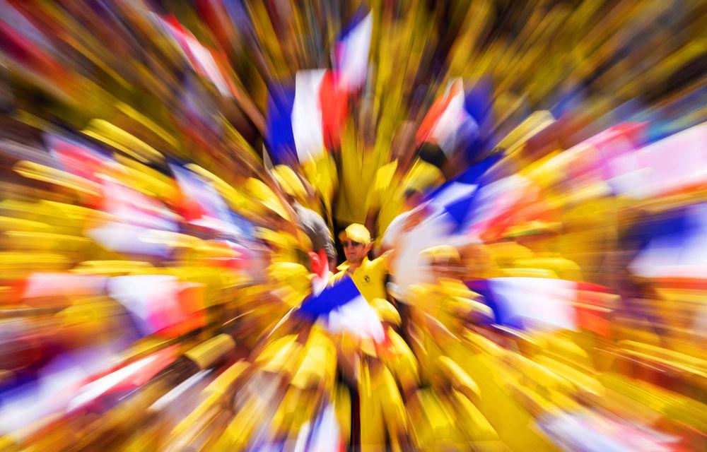 Allons enfants de la Patrie! Cum a sărbătorit Renault revenirea Franței în calendarul Formulei 1 - Poza 22