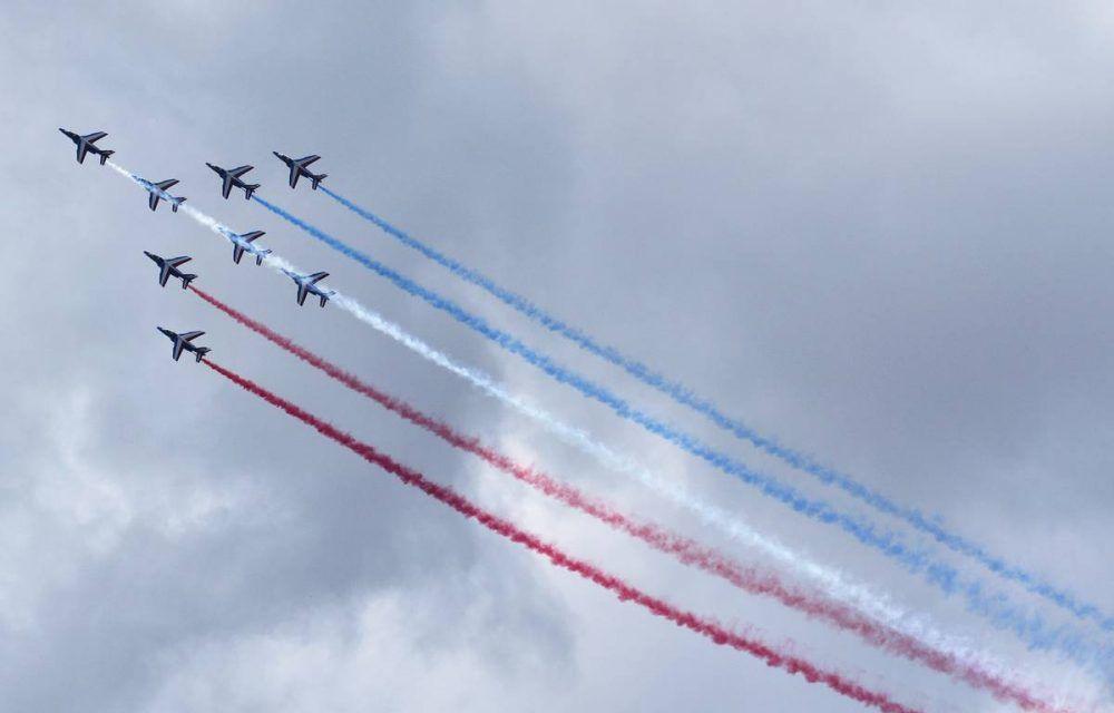 Allons enfants de la Patrie! Cum a sărbătorit Renault revenirea Franței în calendarul Formulei 1 - Poza 38