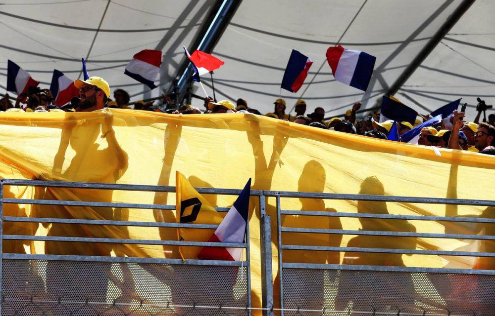 Allons enfants de la Patrie! Cum a sărbătorit Renault revenirea Franței în calendarul Formulei 1 - Poza 20