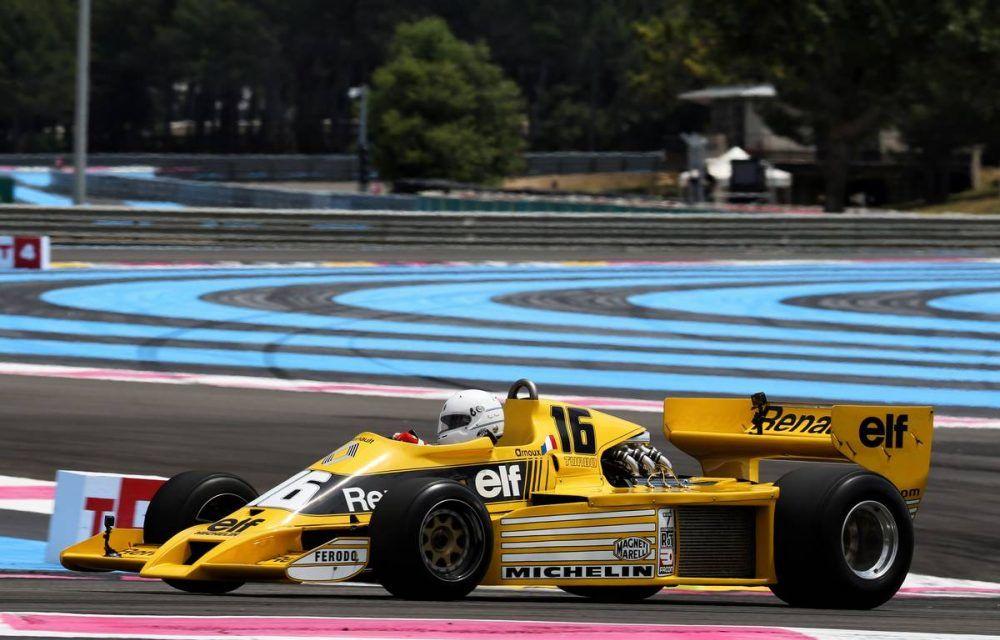 Allons enfants de la Patrie! Cum a sărbătorit Renault revenirea Franței în calendarul Formulei 1 - Poza 13