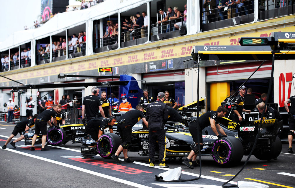 Allons enfants de la Patrie! Cum a sărbătorit Renault revenirea Franței în calendarul Formulei 1 - Poza 25