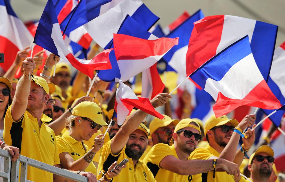 Allons enfants de la Patrie! Cum a sărbătorit Renault revenirea Franței în calendarul Formulei 1 - Poza 1