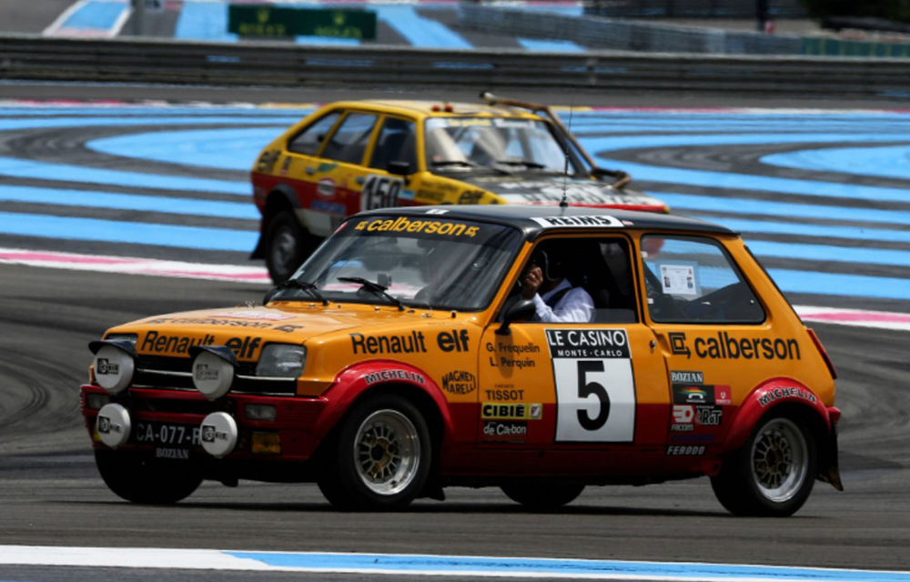 Allons enfants de la Patrie! Cum a sărbătorit Renault revenirea Franței în calendarul Formulei 1 - Poza 5