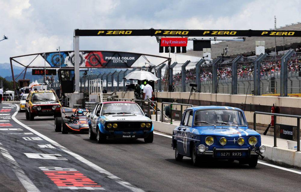 Allons enfants de la Patrie! Cum a sărbătorit Renault revenirea Franței în calendarul Formulei 1 - Poza 8