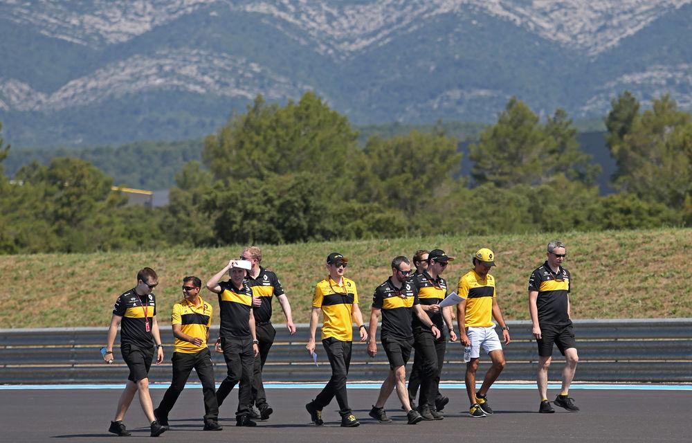 Allons enfants de la Patrie! Cum a sărbătorit Renault revenirea Franței în calendarul Formulei 1 - Poza 24