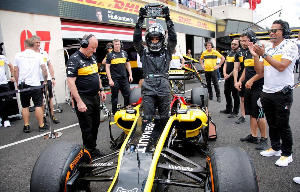 Allons enfants de la Patrie! Cum a sărbătorit Renault revenirea Franței în calendarul Formulei 1 - Poza 16