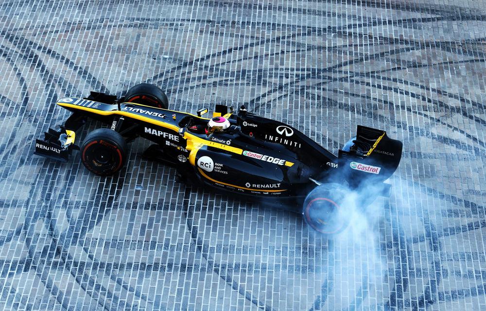 Allons enfants de la Patrie! Cum a sărbătorit Renault revenirea Franței în calendarul Formulei 1 - Poza 34