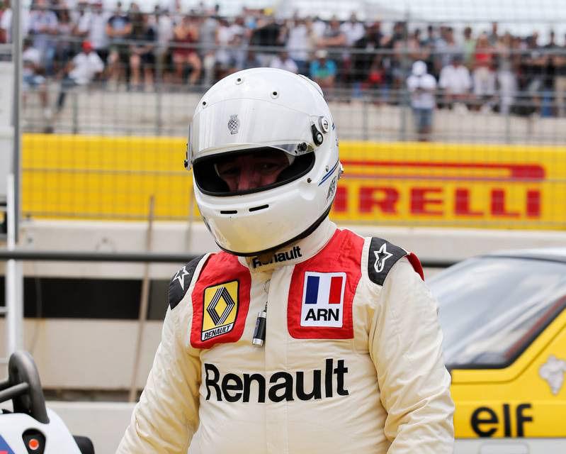 Allons enfants de la Patrie! Cum a sărbătorit Renault revenirea Franței în calendarul Formulei 1 - Poza 15