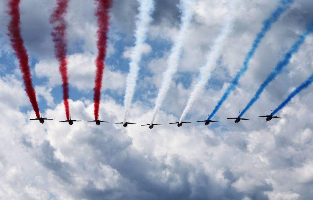 Allons enfants de la Patrie! Cum a sărbătorit Renault revenirea Franței în calendarul Formulei 1 - Poza 39