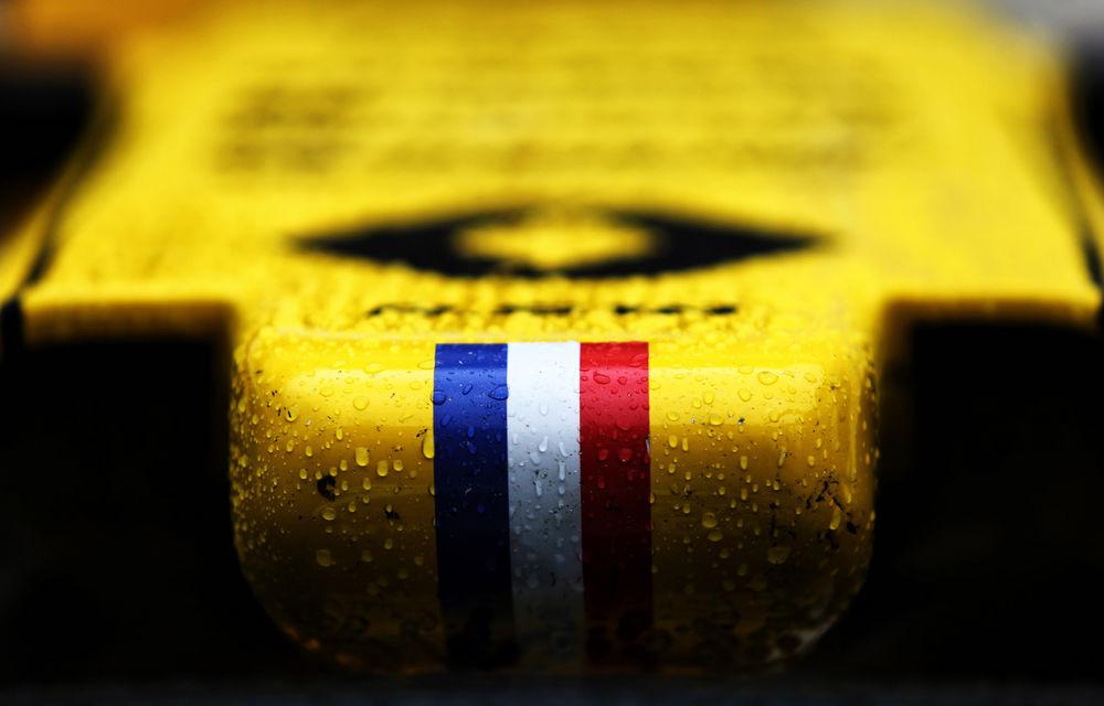 Allons enfants de la Patrie! Cum a sărbătorit Renault revenirea Franței în calendarul Formulei 1 - Poza 30