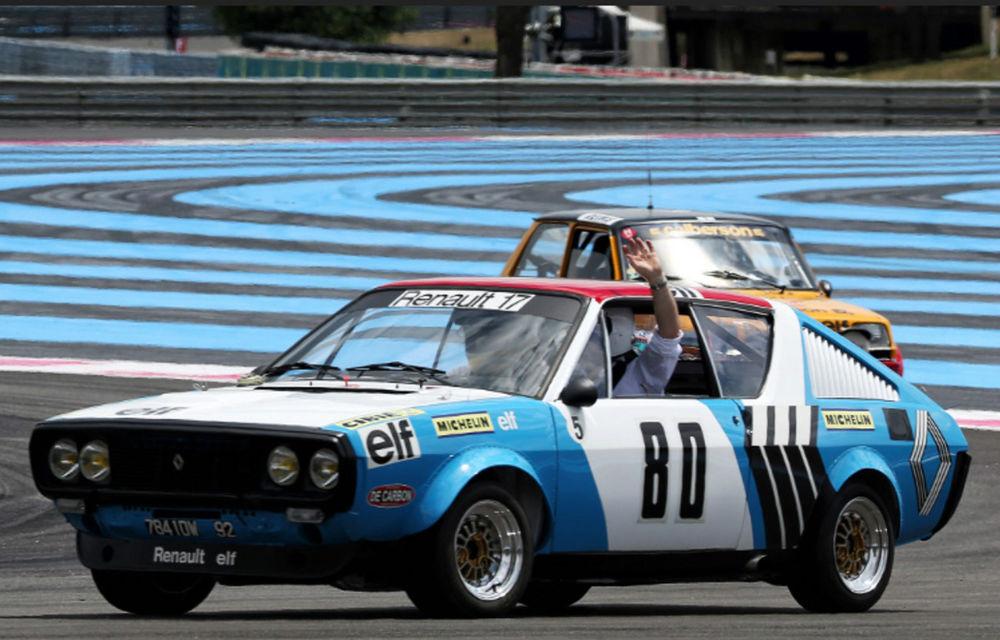Allons enfants de la Patrie! Cum a sărbătorit Renault revenirea Franței în calendarul Formulei 1 - Poza 3