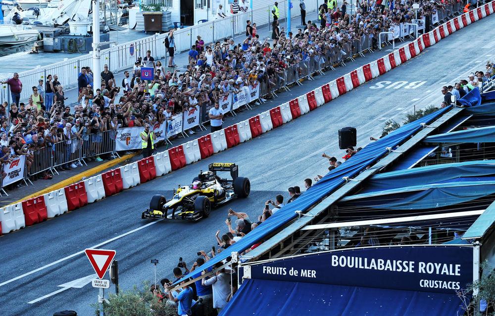 Allons enfants de la Patrie! Cum a sărbătorit Renault revenirea Franței în calendarul Formulei 1 - Poza 35