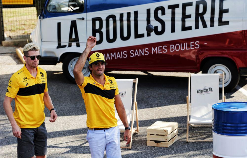 Allons enfants de la Patrie! Cum a sărbătorit Renault revenirea Franței în calendarul Formulei 1 - Poza 27