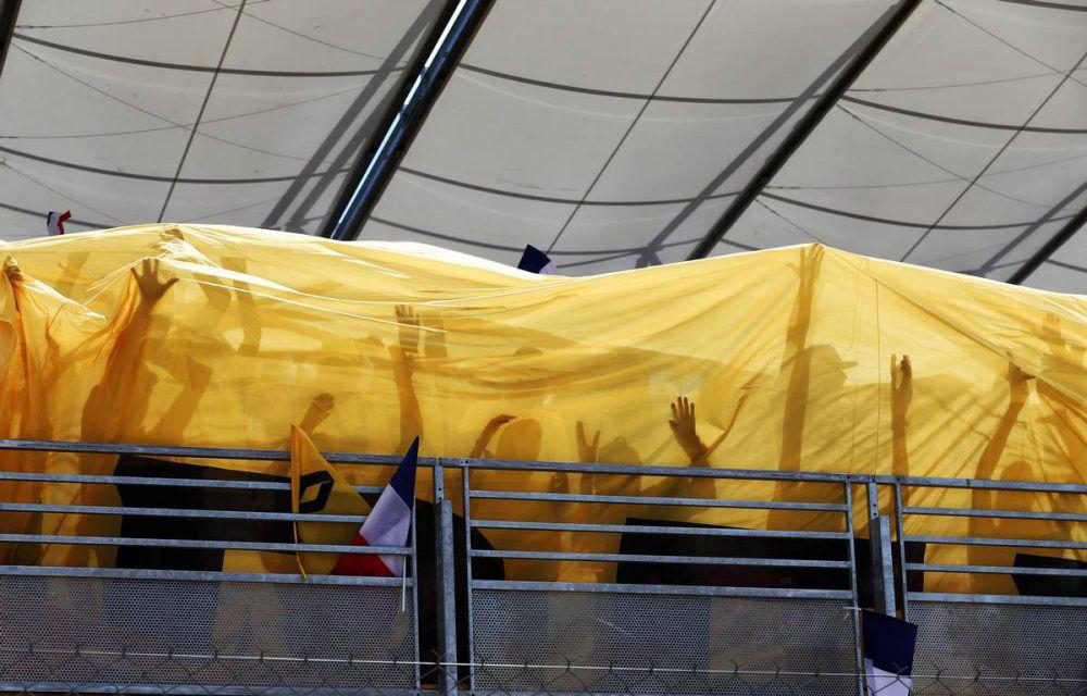 Allons enfants de la Patrie! Cum a sărbătorit Renault revenirea Franței în calendarul Formulei 1 - Poza 19