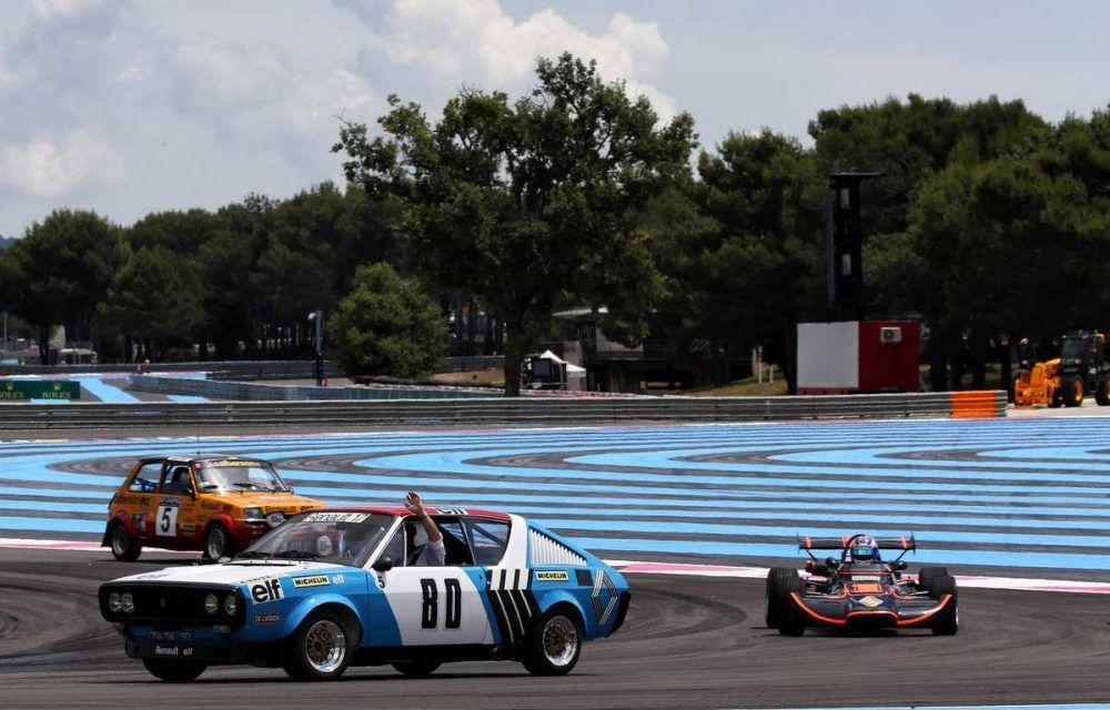 Allons enfants de la Patrie! Cum a sărbătorit Renault revenirea Franței în calendarul Formulei 1 - Poza 11