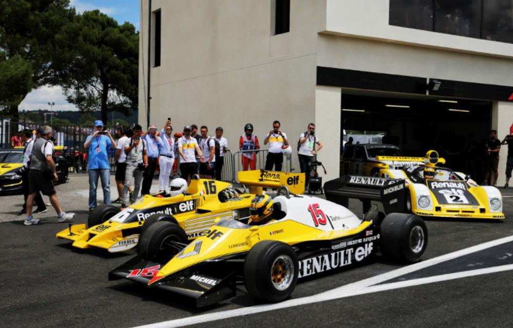 Allons enfants de la Patrie! Cum a sărbătorit Renault revenirea Franței în calendarul Formulei 1 - Poza 9