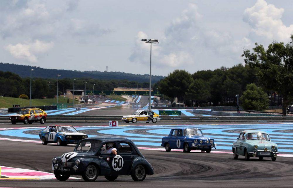 Allons enfants de la Patrie! Cum a sărbătorit Renault revenirea Franței în calendarul Formulei 1 - Poza 10