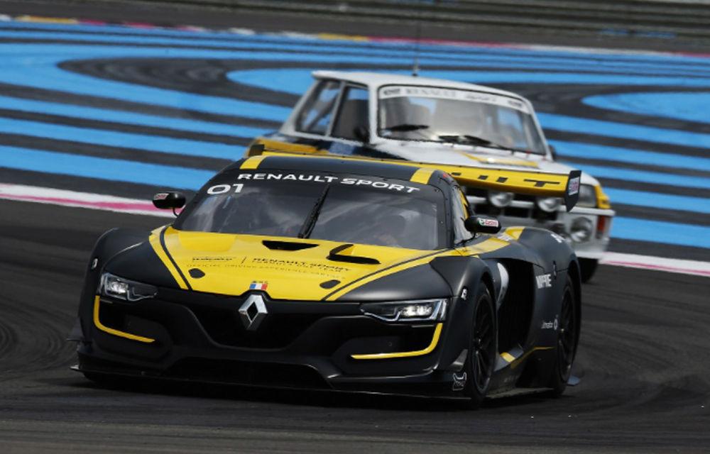Allons enfants de la Patrie! Cum a sărbătorit Renault revenirea Franței în calendarul Formulei 1 - Poza 6