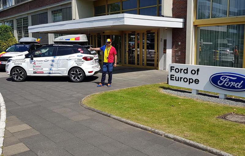 """Cu """"olteanul"""" Ford EcoSport la Cercul Polar: expediție de 10.000 de kilometri până în nordul Europei - Poza 9"""