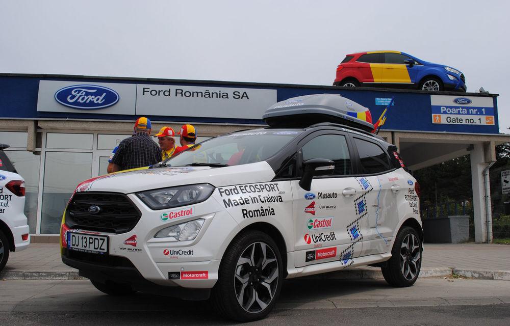 """Cu """"olteanul"""" Ford EcoSport la Cercul Polar: expediție de 10.000 de kilometri până în nordul Europei - Poza 1"""
