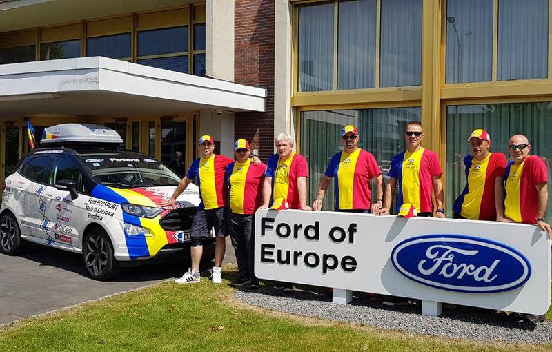"""Cu """"olteanul"""" Ford EcoSport la Cercul Polar: expediție de 10.000 de kilometri până în nordul Europei - Poza 7"""
