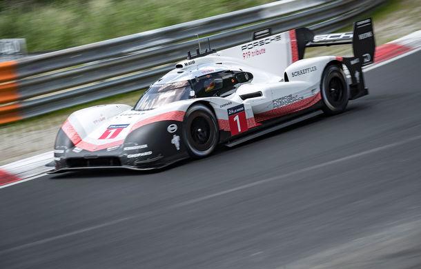 Porsche a doborât recordul all-time pe Nurburgring: prototipul 919 Hybrid Evo a parcurs Iadul Verde în 5 minute și 19.55 secunde - Poza 2