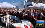Porsche a doborât recordul all-time pe Nurburgring: prototipul 919 Hybrid Evo a parcurs Iadul Verde în 5 minute și 19.55 secunde